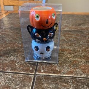 Hallmark Halloween Tealight Holders NIB